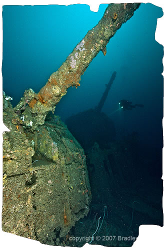 Diving Guadalcanal and the Iron Bottom Sound